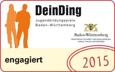 Jugendbegleiterpreis 2015